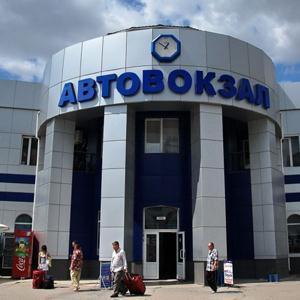 Автовокзалы Островского