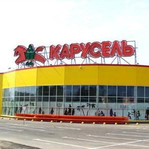 Гипермаркеты Островского