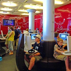 Интернет-кафе Островского