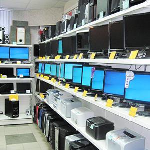 Компьютерные магазины Островского