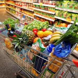 Магазины продуктов Островского