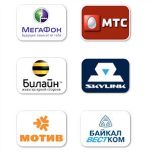 Операторы сотовой связи Островского