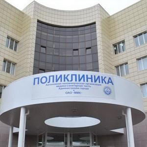 Поликлиники Островского