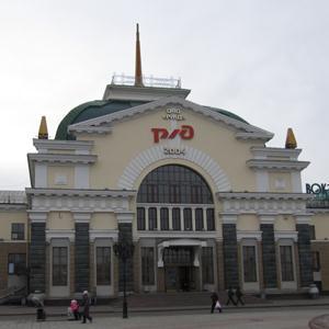 Железнодорожные вокзалы Островского