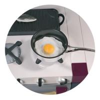 Бар Лунный - иконка «кухня» в Островском